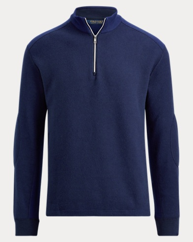 Custom Fit Half-Zip Pullover