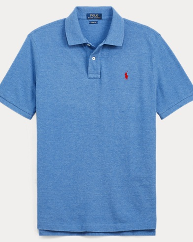 Polo in piqué Classic-Fit