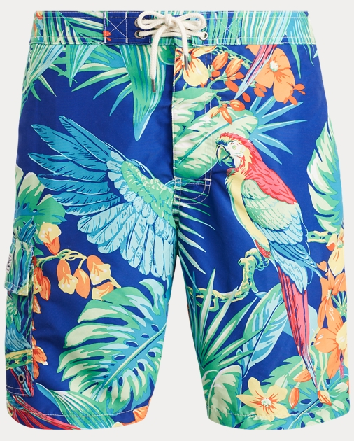 b0310d758 Big   Tall Tropical Kailua Swim Trunk 1