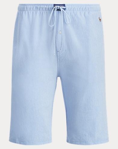 Short de pyjama en tricot de coton