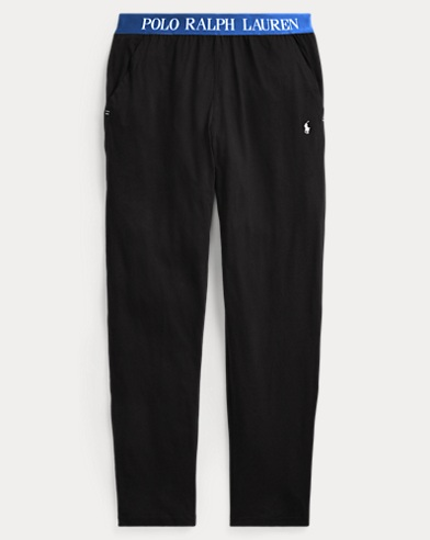 Slim Cotton Sleep Pant