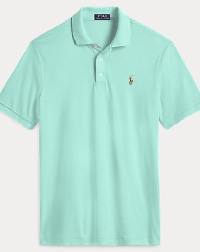 Weiches Slim-Fit Polohemd