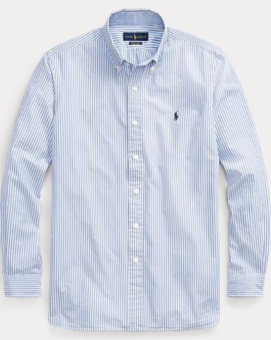 Classic Fit Cotton-Blend Shirt