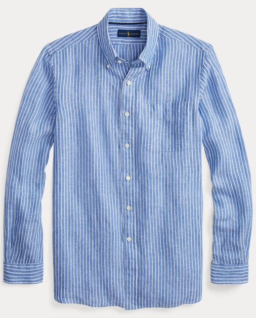 Classic Classic Linen Shirt Classic Fit Shirt Sport Linen Sport Fit Linen Fit IY7fv6bgy