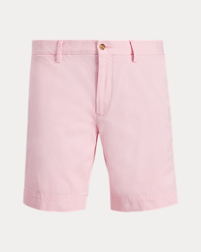 Stretch Straight Fit Short