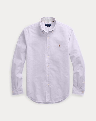 Slim-Fit Oxfordhemd
