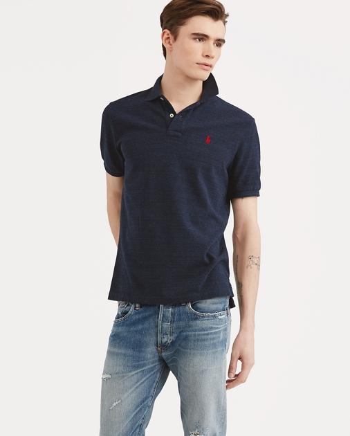 9e18a50da Polo Ralph Lauren Classic Fit Mesh Polo Shirt 1