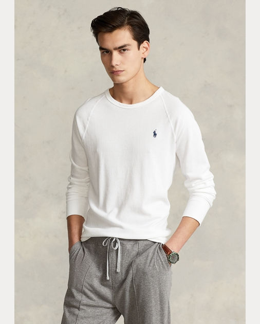 Polo Ralph Lauren Cotton Spa Terry Sweatshirt 1