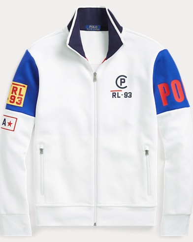 CP-93 Double-Knitted Track Jacket