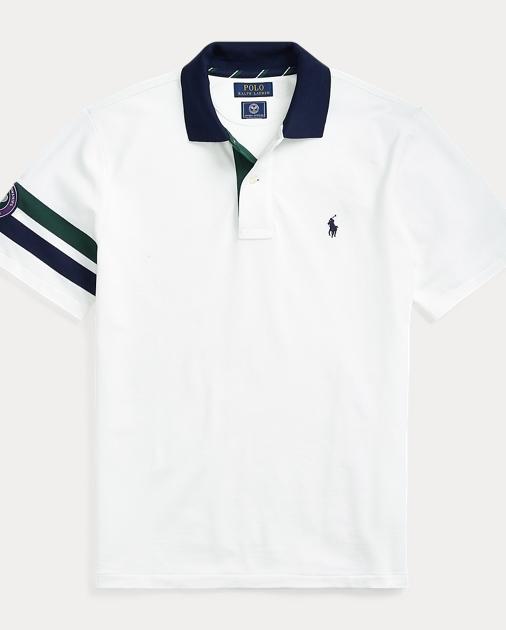 79493936f7 Wimbledon Custom Slim Fit Polo