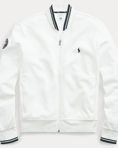 Wimbledon Baseball Jacket