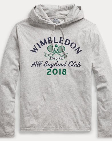 Felpa Wimbledon Custom Slim-Fit