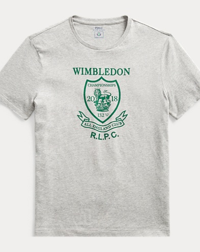 Maglietta Wimbledon Custom Slim-Fit