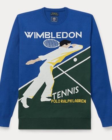 Wimbledon Graphic Sweater