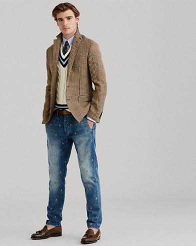 Cotton Cricket Sweater Vest