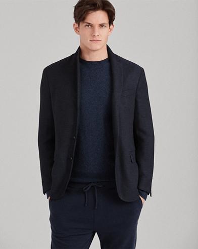 Basket-Weave Sport Coat