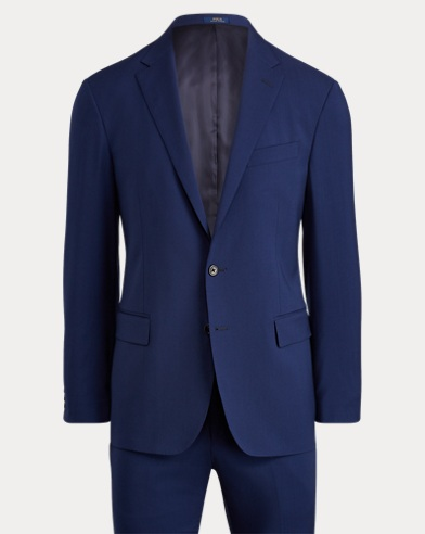 Polo Wool Suit
