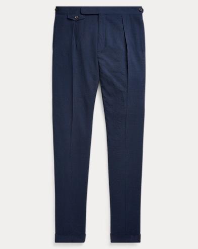 Seersucker Suit Trouser