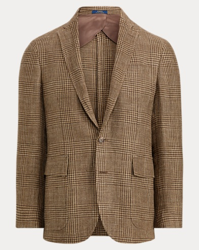 Morgan Glen Plaid Sport Coat