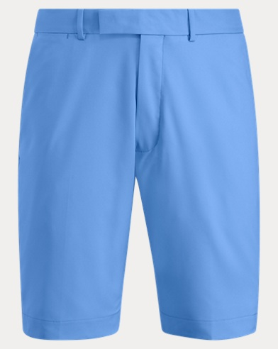 Tailored-Fit Funktions-Twillshorts