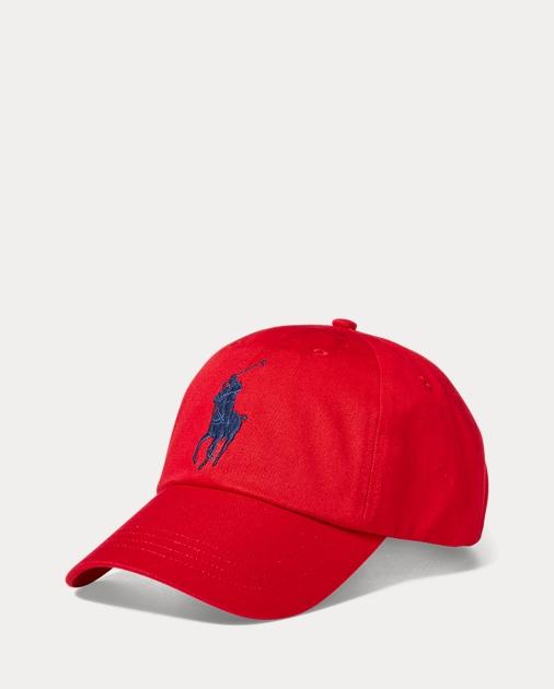 f7237cd6 produt-image-0.0. produt-image-1.0. MEN ACCESSORIES Caps & Hats Big Pony  Chino Baseball Cap. Polo Ralph Lauren