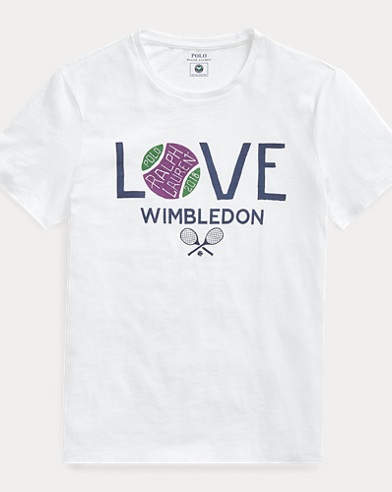 Wimbledon Custom Slim T-Shirt