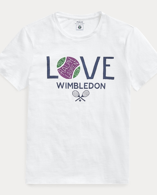3af9e89767 Wimbledon Custom Slim T-Shirt