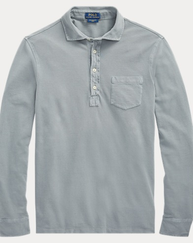 Custom Slim Fit Mesh Shirt