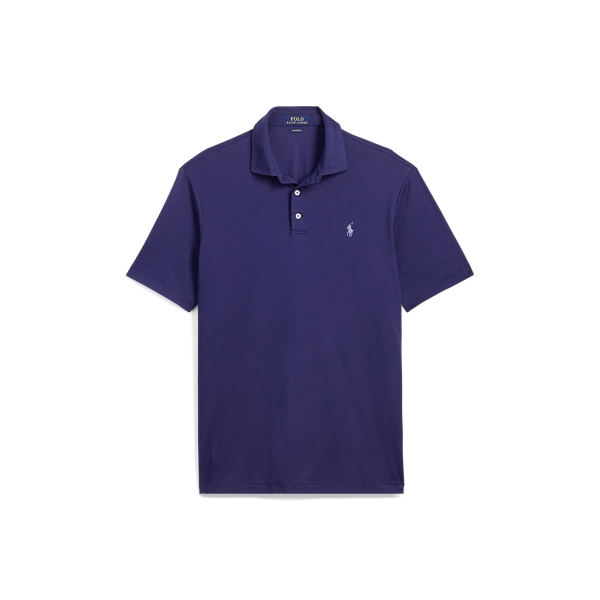 Ralph Lauren Classic Fit Soft-Touch Polo Fall Royal S