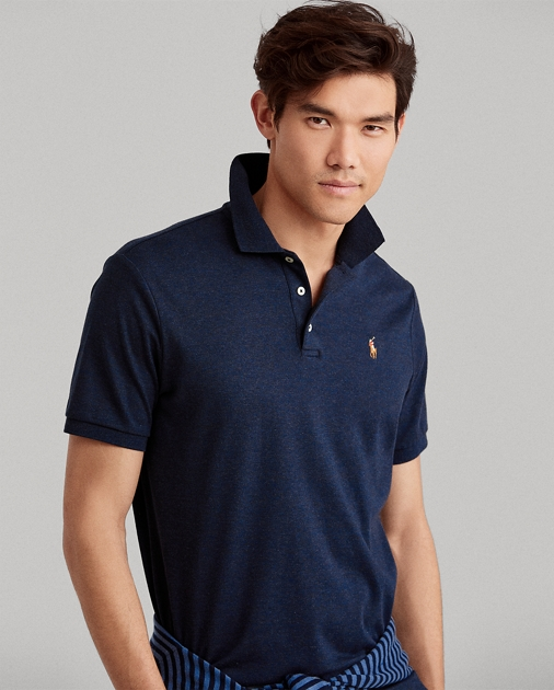 402061765 Polo Ralph Lauren Classic Fit Soft-Touch Polo 1