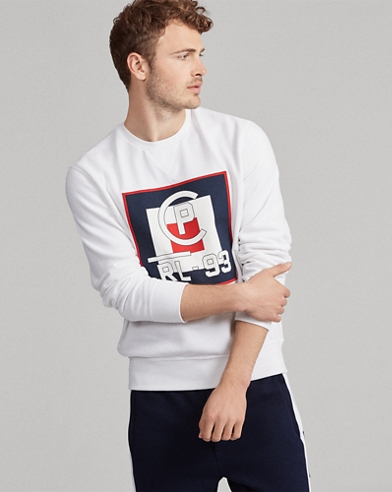 CP-93 Cotton-Blend Sweatshirt