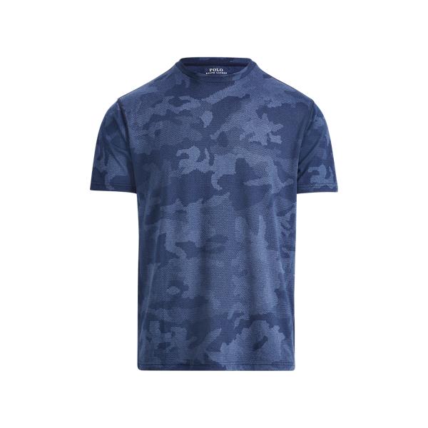 Ralph Lauren Camo Performance T-Shirt Navy Hex Camo M