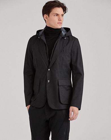 Packable Hybrid Sport Coat