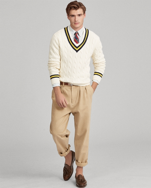 dee9caa83 Save to your Wishlist. Polo Ralph Lauren The Iconic Cricket Sweater 1