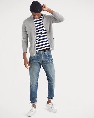 Merino-Silk-Cashmere Cardigan
