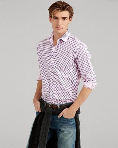 Classic Fit Foulard Shirt