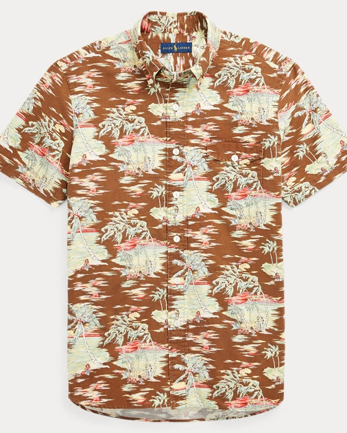 2a41e86319 Polo Ralph Lauren Classic Fit Hawaiian Shirt 2