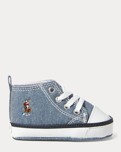 Hamptyn Chambray High Sneaker