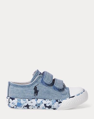 EZ Sneaker Slone aus Chambray