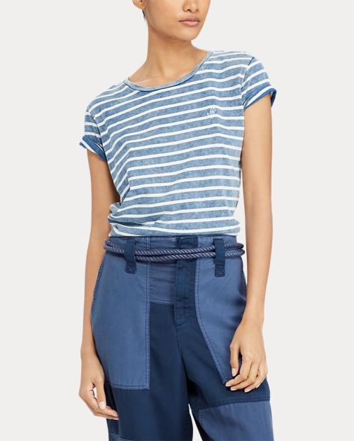 Striped Crewneck T Striped Shirt T Striped Shirt Crewneck Crewneck Nnv0wm8O