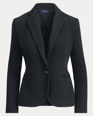 Peplum Jacquard Jacket
