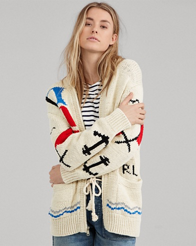 Cotton Boyfriend Cardigan