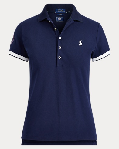 Slim-Fit Polohemd Wimbledon