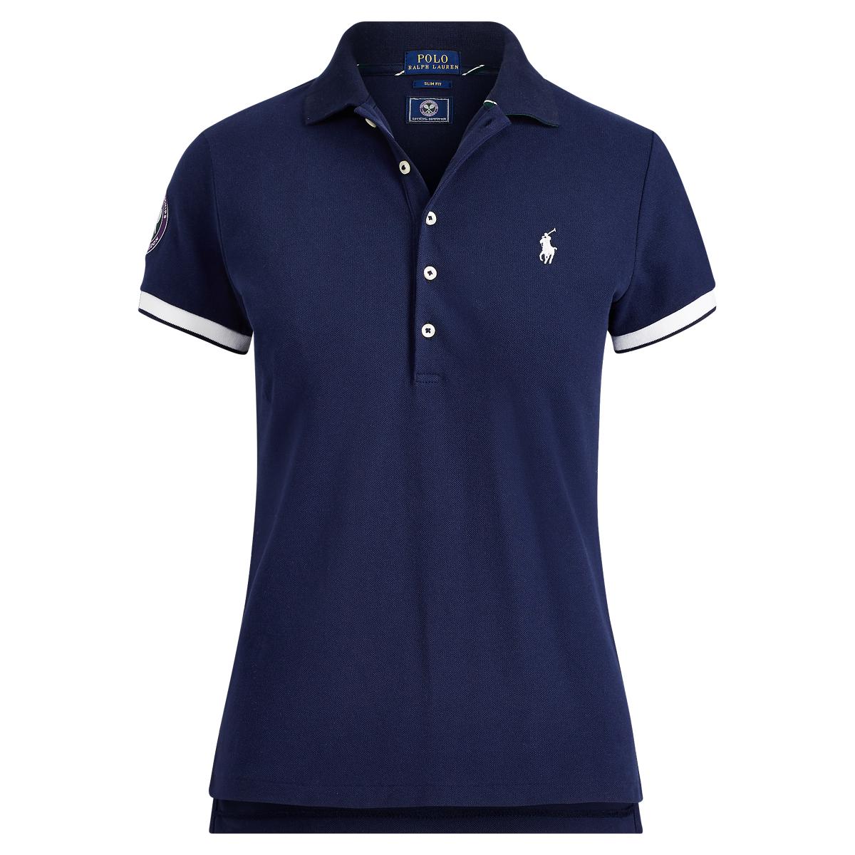 e3108782cd Wimbledon Slim Fit Polo Shirt