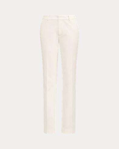 Pantaloni Heidi in cotone stretch