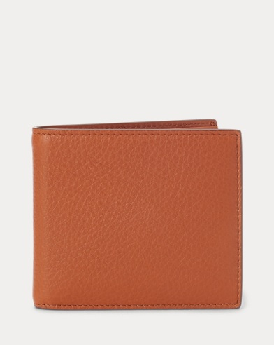 Tumbled Calfskin Billfold