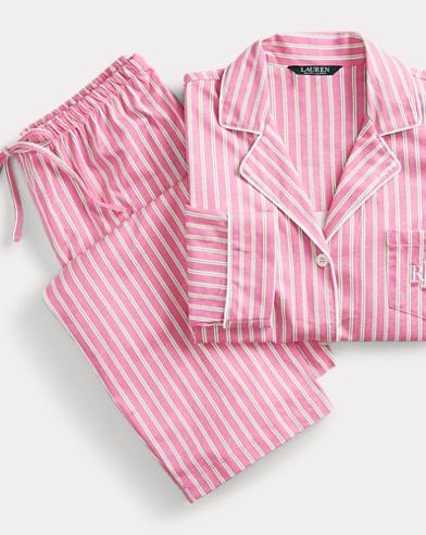 Pyjama aus Baumwolle und Modal