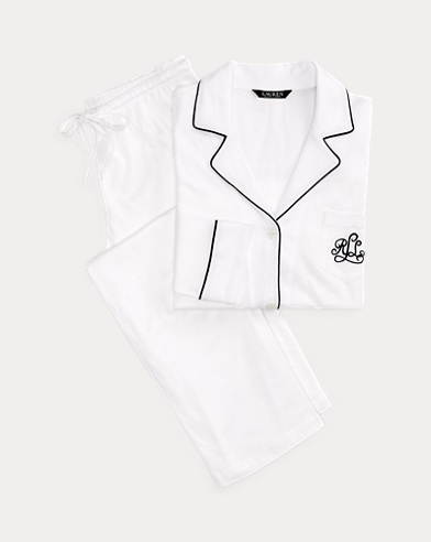 Cotton-Modal Pajama Set