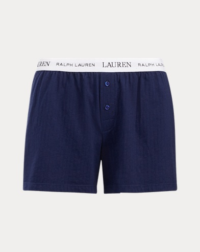 Cotton Jersey Boxer Short