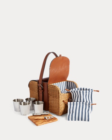 Bailey Wine & Cheese Tote